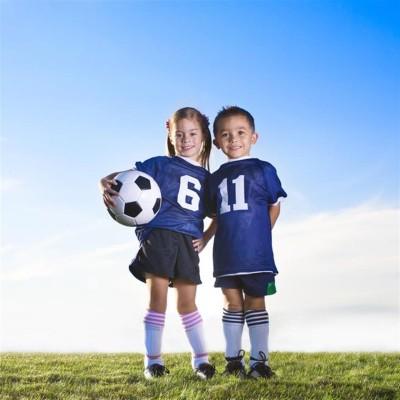 Min. 40% Off Kids' Sports Wear Adidas, Reebok, Puma,
