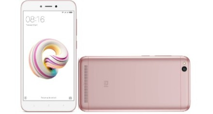 Redmi 5A from ₹5999