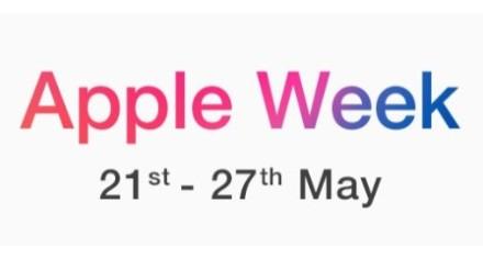 Apple Week is here!