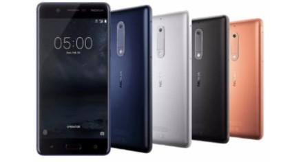 Flat ₹3800 Off on Nokia 5