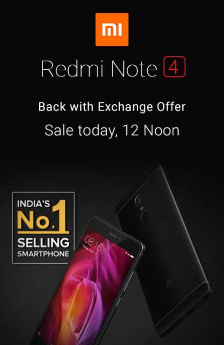 Redmi Sale Today 12-9 Exch RHS 28th July