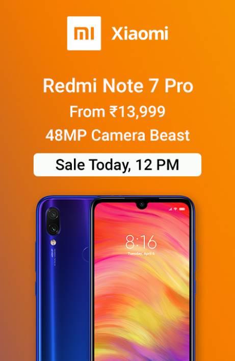 Redmi Note 7 Pro New