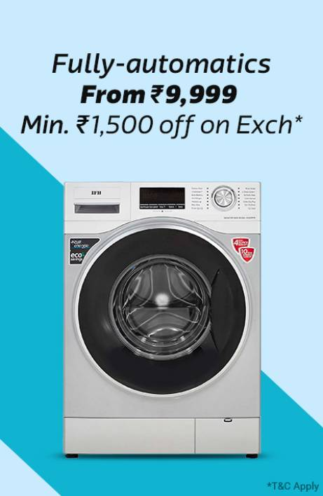 Washing Machines Fully Automatics