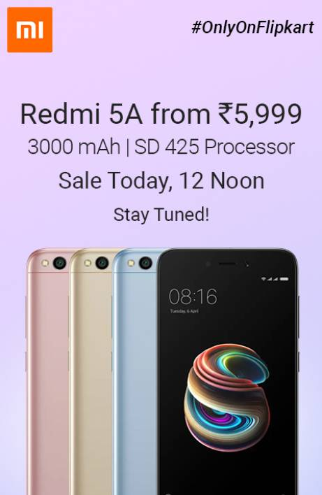 Redmi today