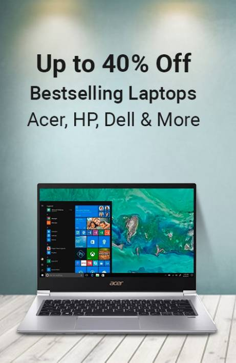 Top Deals On Laptops - English