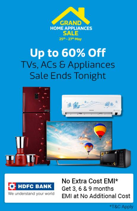 Grand Home Appliances Sale