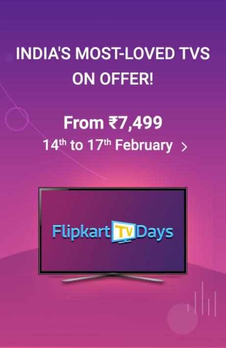 TV-DTRHS-FlipkartTVDays