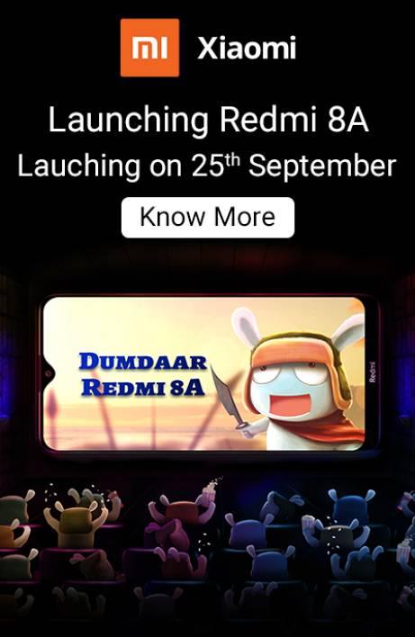 Redmi 8A-RHS