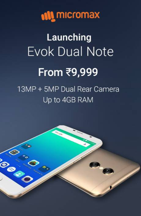 Evok Dual Note RHS 22nd Aug