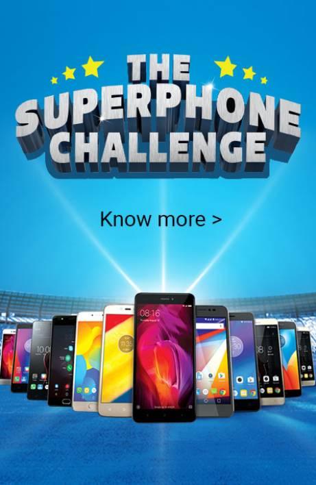SuperPhones Challenge RHS