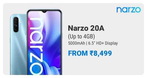 Narzo 20A
