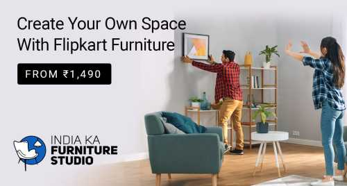 flipkart.com - Furniture starting at just ₹1490