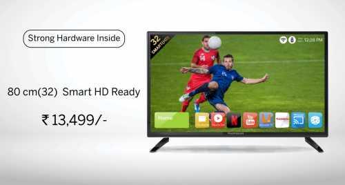 Thomson LED TVs From 13499 on Flipkart