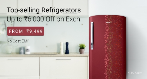 Top Selling Refrigerators
