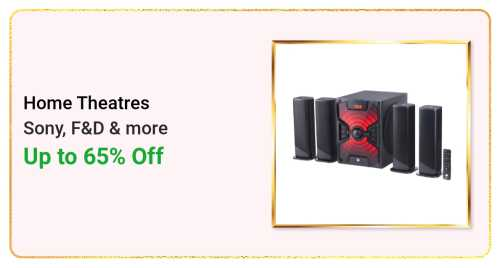 Flipkart Daily Deals & Discount Sale - Avail Up to 65% Off on Speakers