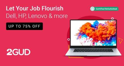 flipkart.com - Get Up to 75% off on Laptops