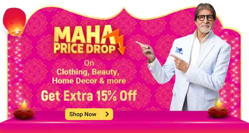 flipkart.com - Get Additional 15% OFF on select products