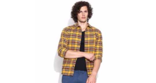 Men's Casual Shirts - Buy Casual shirts for men online at