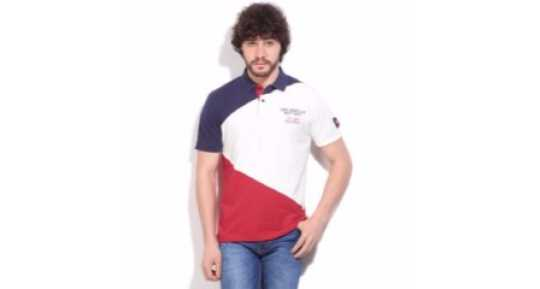e2cd0d81f Polo T-Shirts for men's - Buy Mens Polo T-Shirts Online at Best ...
