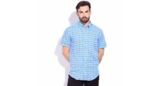 e03fd6c061a White Shirts - Buy White Shirts Online at Best Prices In India ...