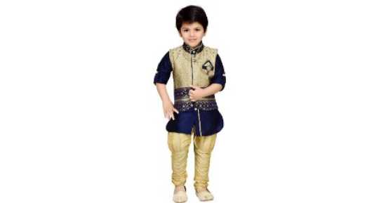 3b54232a5 Boys Ethnic Wear - Buy Boys Ethnic Clothes Online At Best Prices ...