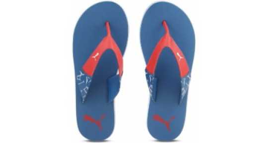 7e742a50aa1a70 puma slippers puma slippers. Under ₹499. Men s Slippers   Flip Flops- ...