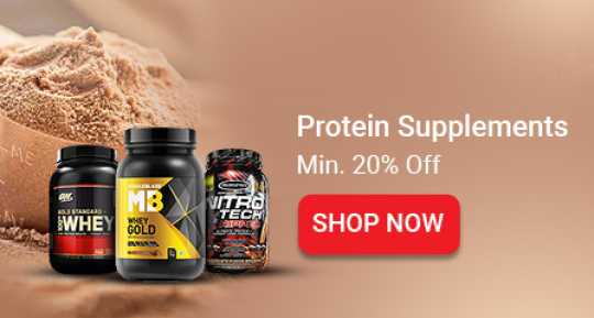 Protein Supplements - Buy Protein Powder, Whey protein, Body