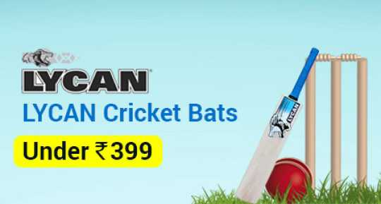 Cricket Bat - Buy Cricket Bat Online at Best Prices In India