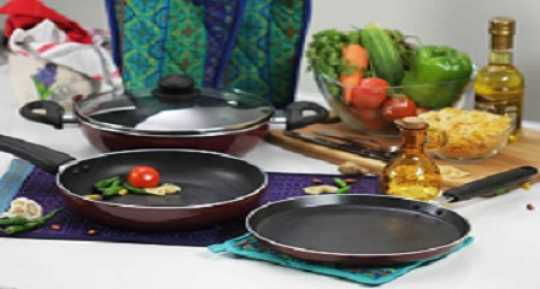 Stainless Steel Cookware Online at Discounted Prices on Flipkart