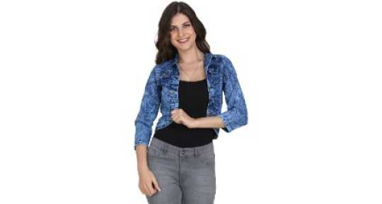 f0e54fd5818 Denim Jackets - Buy Jean Jackets for Women   Men online at best prices -  Flipkart.com