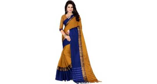 Handloom Sarees - Buy Handloom Silk Cotton Sarees online at best prices -  Flipkart.com cd16ad1cd