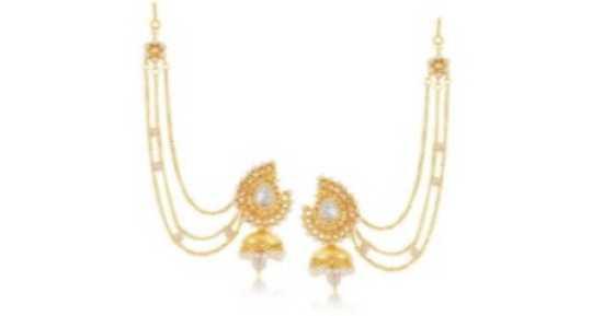 8c2ac6a28 Men Earrings - Buy Earrings For Men Online at Best Prices In India ...