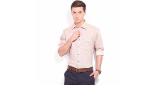 d7b63eb281c Linen Shirts - Buy Linen Shirts online at Best Prices in India ...