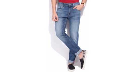 9cb455be2a7 Damage Jeans - Buy Damage Jeans online at Best Prices in India ...