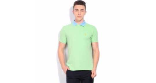 2350efb4204aea Polo T-Shirts for men's - Buy Mens Polo T-Shirts Online at Best ...