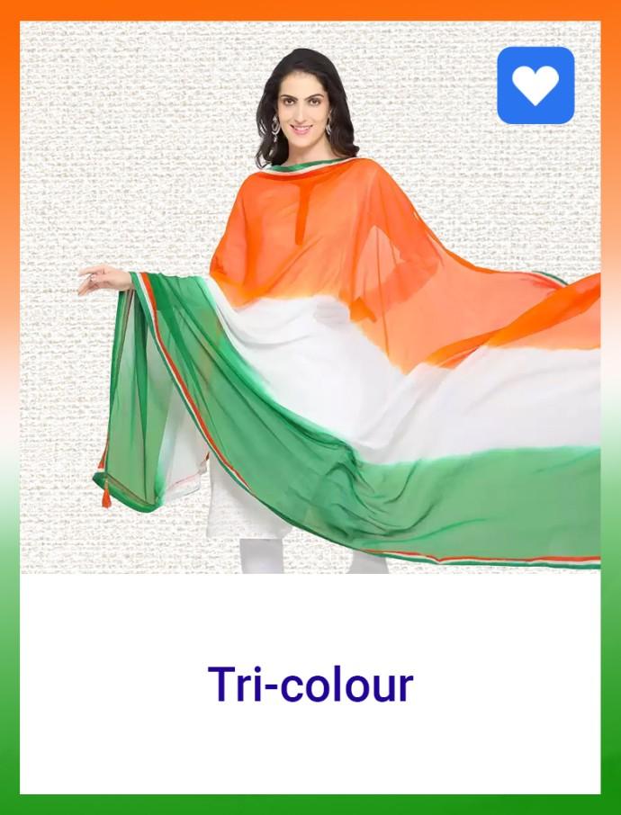 Tricolour FLIPKART