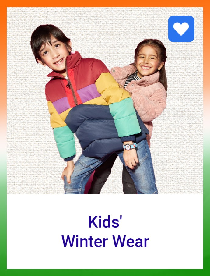 kids winter wear flipkart