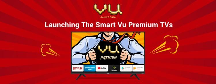 VU Premium TVs