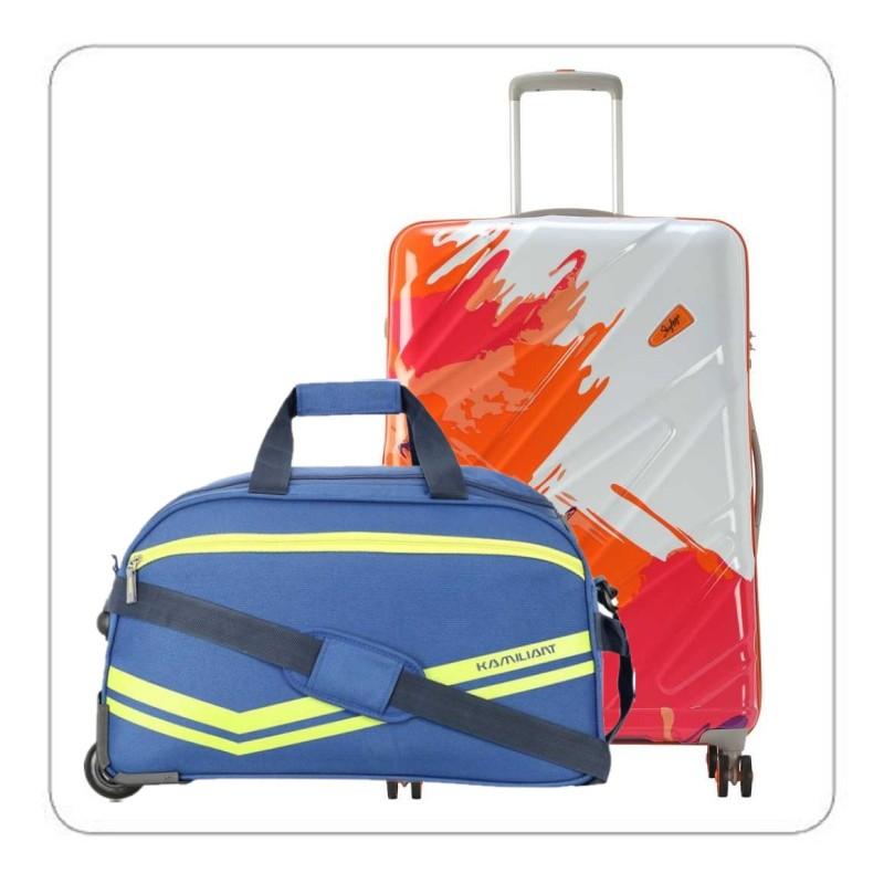 Upto 70%+Extra5%Off - Best On Luggage!