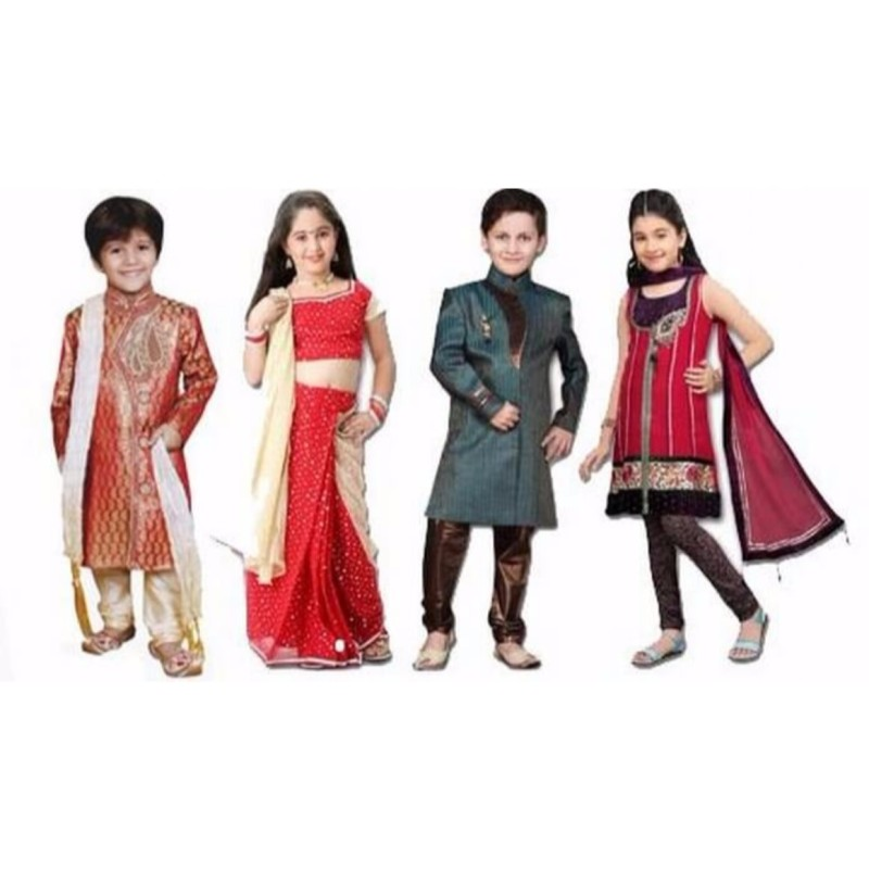 Flipkart - UCB, Tiny Toon & more Kids' Ethnic Wear