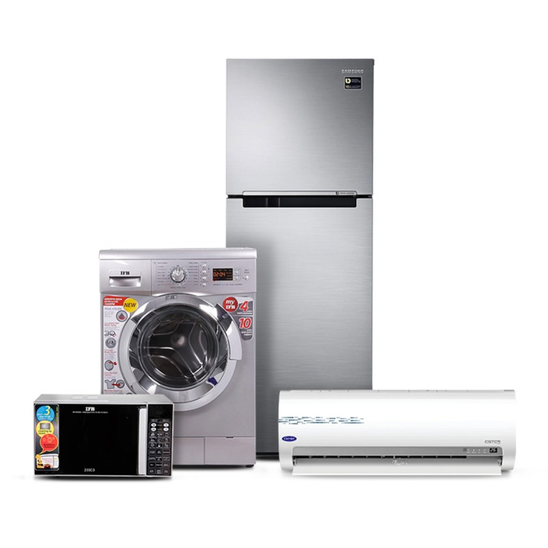 Flipkart - Exchange Offer* Deals on Large Appliances