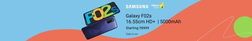 Samsung-F02s-Sale is On