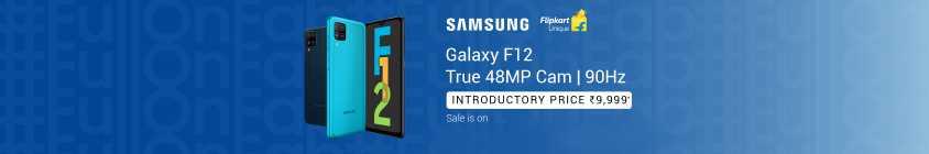Samsung F12 - Sale is ON
