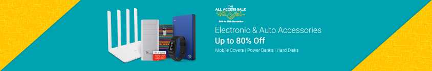 Electronic & Auto Accessories