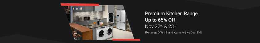 Premium Kitchen Range