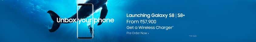 Launching Galaxy S8