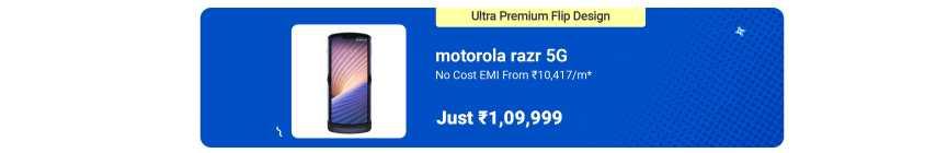Moto Razr 5G