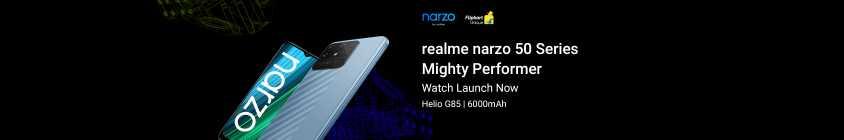 Narzo-50-Series launch