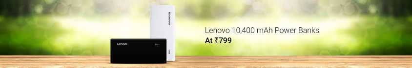 Lenovo Power banks