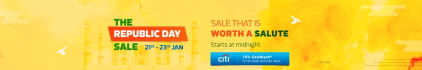 The Republic Day Sale